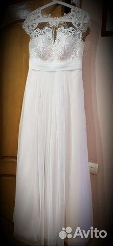 98fba08bea66 Продам свадебное платье купить в Республике Крым на Avito ...