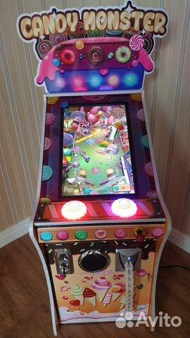 Игровой автомат ion icade