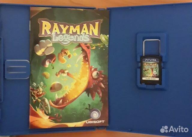Продам игру Rayman Legends для PS Vita 89528061657 купить 4