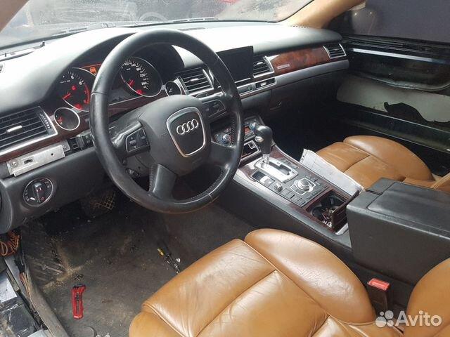 Разбор Audi A8 d3 2007 89811780808 купить 4