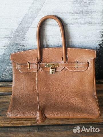 0532436cf7a0 Сумка Hermes Birkin Bag 35 Togo Ghw купить в Москве на Avito ...