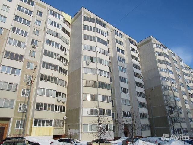 Продается четырехкомнатная квартира за 4 800 000 рублей. Казань, Республика Татарстан, Минская улица, 52.
