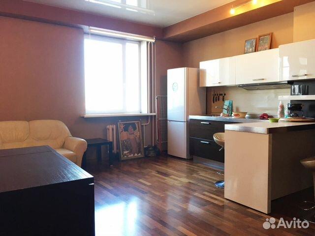 Продается однокомнатная квартира за 2 990 000 рублей. Иркутск, улица Безбокова, 7/2.