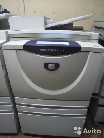 XEROX WORKCENTRE PRO 238 PS DRIVERS PC