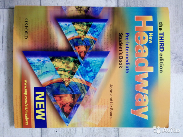 New Headway Pre-intermediate Third Edition Students Book