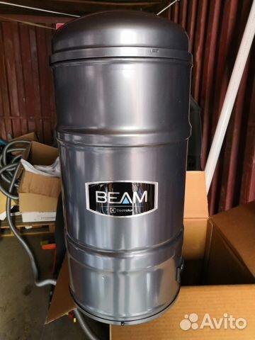 Встроенный пылесос beam Electrolux 265 89185581560 купить 1