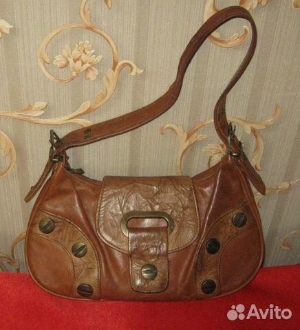 c4cad6e5ee06 Женская кожаная сумка оригинал бренда