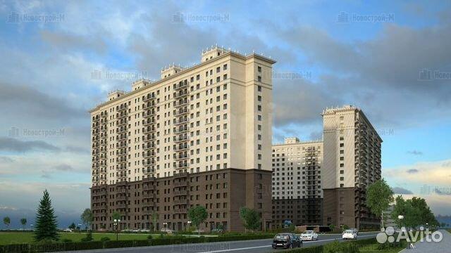 Продается однокомнатная квартира за 4 950 000 рублей. Московская обл, г Котельники, ул Кузьминская, д 3/2.