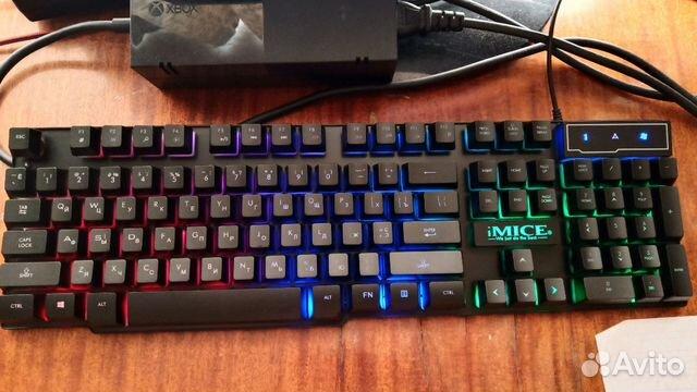 Игровая клавиатура купить 3