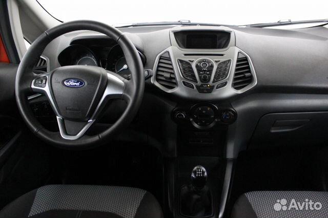 Купить Ford EcoSport пробег 13 985.00 км 2018 год выпуска
