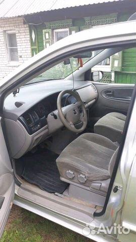 Mazda MPV, 2001 купить 4