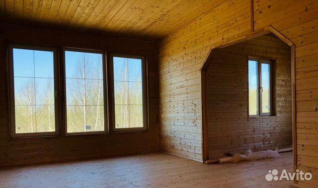 Каркасный дом 90 квадрат №747 купить 4