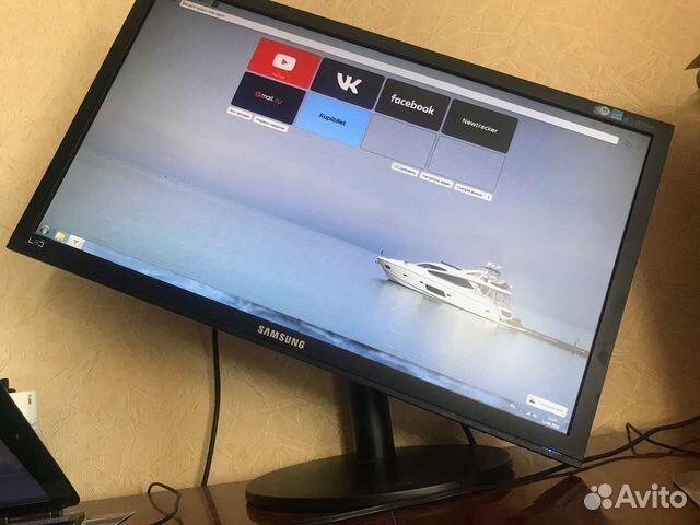 Монитор samsung BX2440 диагональю 24  купить 4