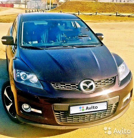 Mazda CX-7, 2007  купить 1