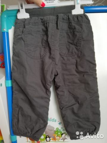 Штаны для мальчика демисезонные 89131495102 купить 2
