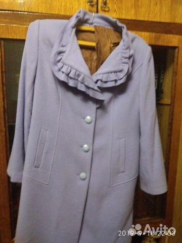 Пальто демисезонное 89048031309 купить 1