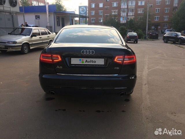 Audi A6, 2010  89090552710 купить 4