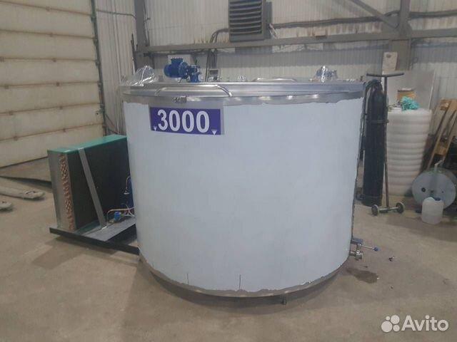 Охладитель молока вертикальный 3000 литров  89220740022 купить 1