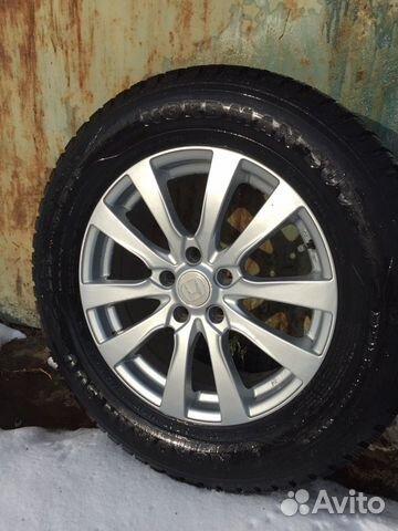 Комплект зимних колес на кроссовер  89825528614 купить 5