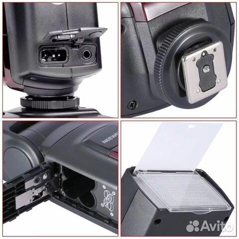 Вспышка Neewer TT560 для Canon Nikon Sony Panasoni