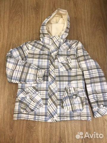 Новая горнолыжная куртка размер 46-48 89065207934 купить 1