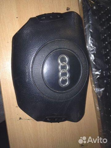 Подушка безопасности Ауди— фотография №1