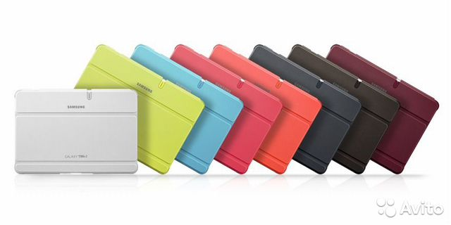 Flip Smart Case Tab 3 Note 3 7.0/8.0/10.1 оригинал— фотография №1