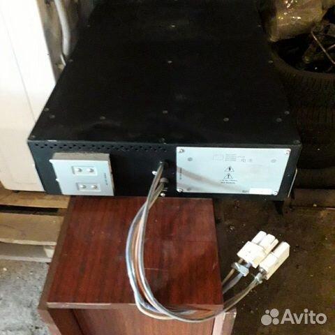 Источник бесперебойного питания ибп APC smart-UPS 89130784521 купить 3