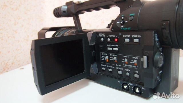 Видеокамера Panasonic AG-DVX100BE 89137958521 купить 2