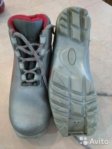 Лыжные ботинки 89967349763 купить 3