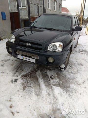 Hyundai Santa Fe, 2008 89584895925 купить 5