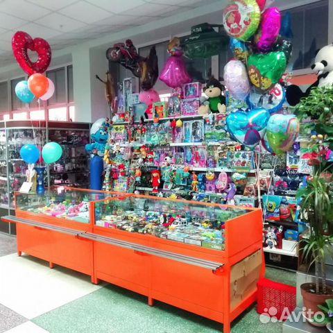 89220004530 Магазин детских игрушек, 9 лет успеха