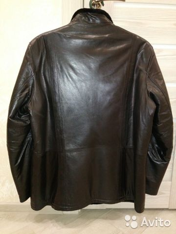 Кожаная куртка (дубленка) 89051514500 купить 1