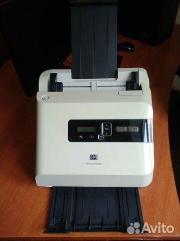 Продается сканер HP ScanJet 5000  89028148684 купить 1