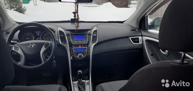 Hyundai i30, 2013 89584900429 купить 8