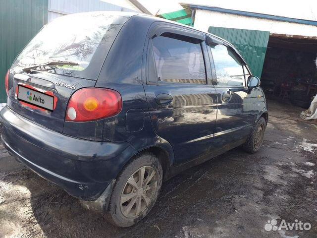 Daewoo Matiz, 2007 89100302249 купить 1