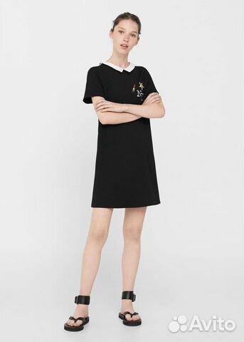 Платье Mango 89000733240 купить 2