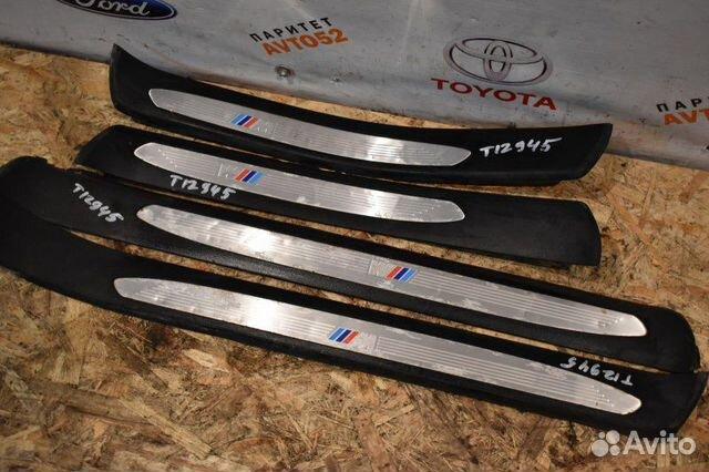 89307139175 Накладки дверных проемов М-серия Bmw 5-Series E60