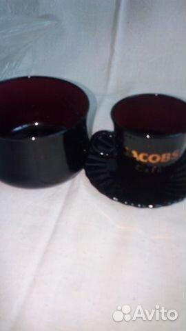 Кофейный сервиз (якобс) на 6 персон (новый в упак)