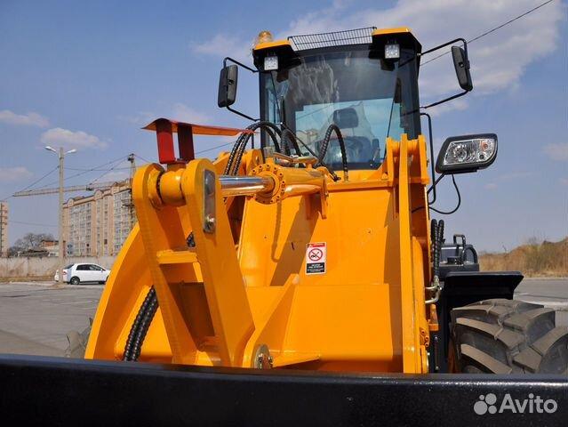 Фронтальный погрузчик Amur DK630m В Наличии 84951349594 купить 3