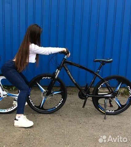 Велосипеды на литых дисках 89043832170 купить 2