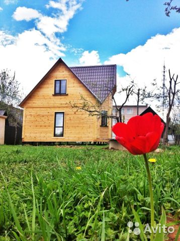 Дом 98 м² на участке 13 сот. 89506805530 купить 1