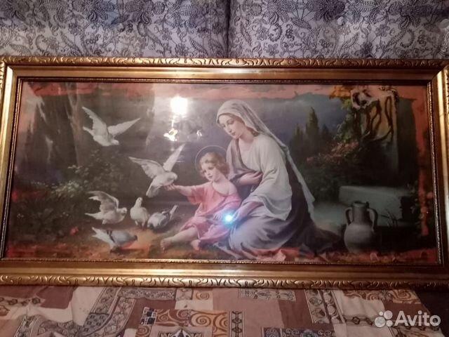 Картина Мадонна с младенцем  купить 1