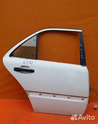 84732022776  Дверь задняя правая Mercedes Benz W202 C 1993-2000