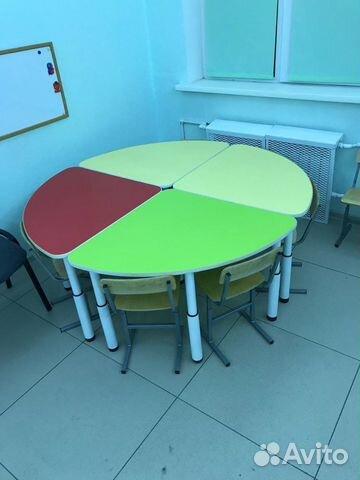 Стол ромашка 89831376717 купить 1
