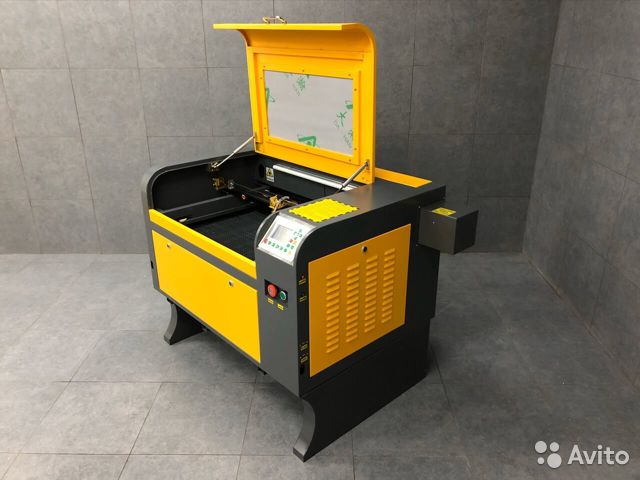 Лазерный станок чпу гравировка и резка 30х20,40х40 купить 2