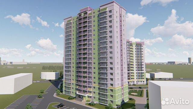 2-room apartment, 50.8 m2, 16/16 FL. 89132100033 buy 5