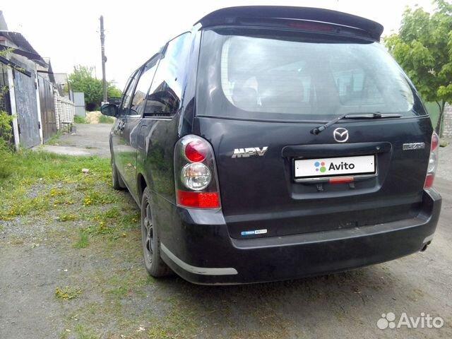 Mazda MPV, 2004 89823405278 купить 1