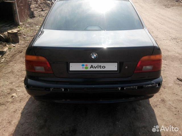 BMW 5 серия, 2002  89802416240 купить 1