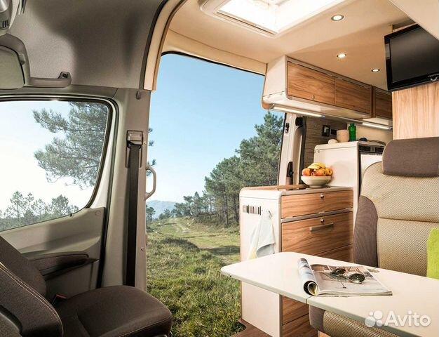 Компактный автодом Hymer Grand Canyon S привод 4Х4 89183304949 купить 5